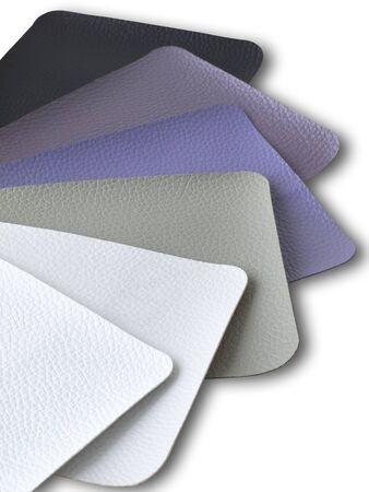 leatherette: Gray Tone Leatherette color sample