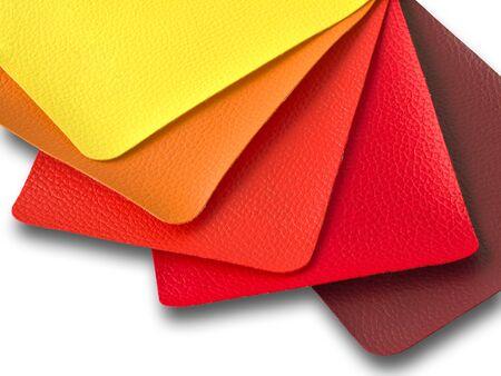 leatherette: Hot Tone Leatherette color sample