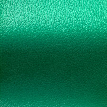 leatherette: Green Leatherette Background Stock Photo