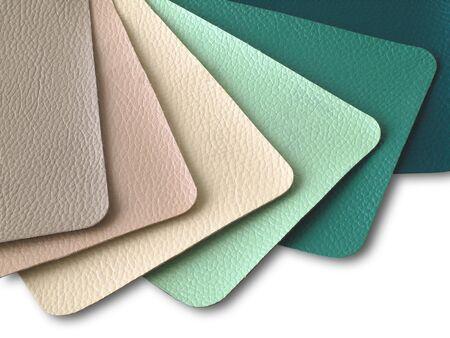 leatherette: Earth Tone Leatherette color sample