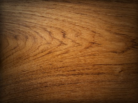 Teak wood background Horizontal drop shadow photo