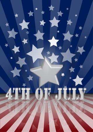 juli: De vierde van juli Onafhankelijkheidsdag