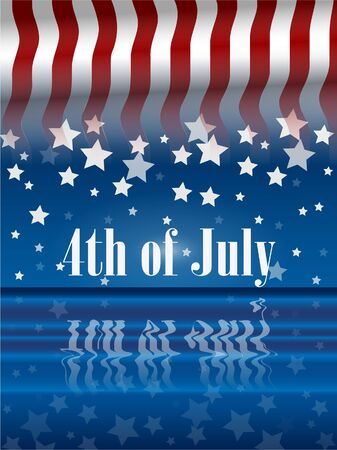 july fourth: The fourth of july independence day