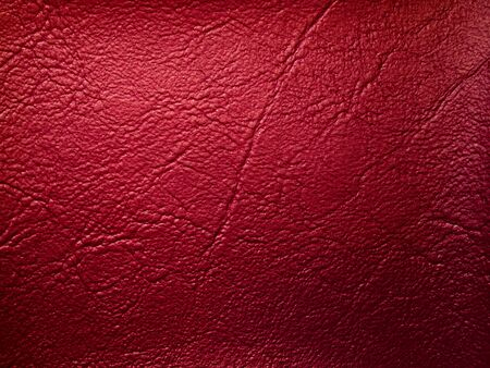 Red Leatherette texture sample color Background photo