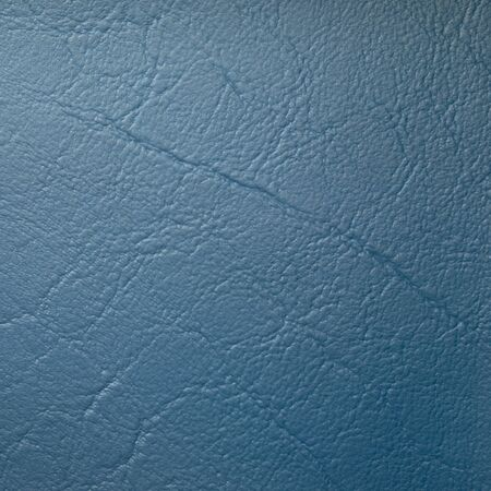 leatherette: Light Blue Leatherette texture for Background Stock Photo