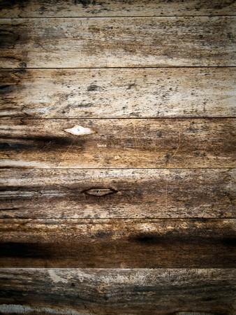 barn board: dark brown grunge wood wall texture background