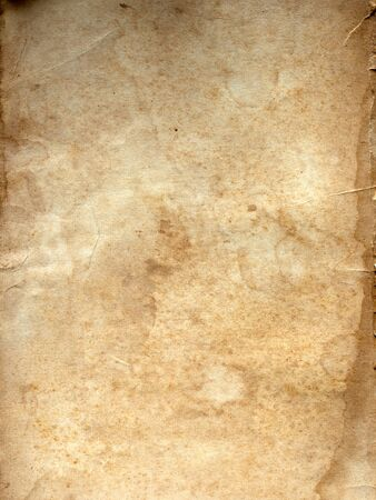 texture of old grunge paper Stock Photo - 7594312