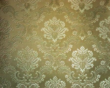 light Brown tone Damask style wallpaper Pattern background Stock Photo - 7594338