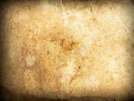 texture of old grunge paper horizontal Stock Photo - 7701866