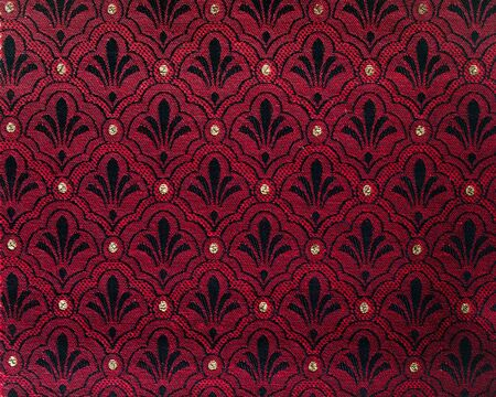 texture of red fabric wallpaper pattern Stock Photo - 7701887