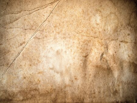 Texture of Old paper background Stock Photo - 7860470