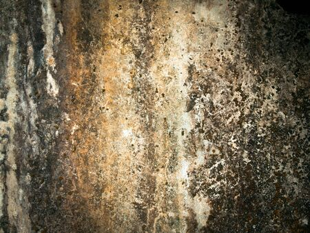 Texture of old grunge rust wall Stock Photo - 7860533