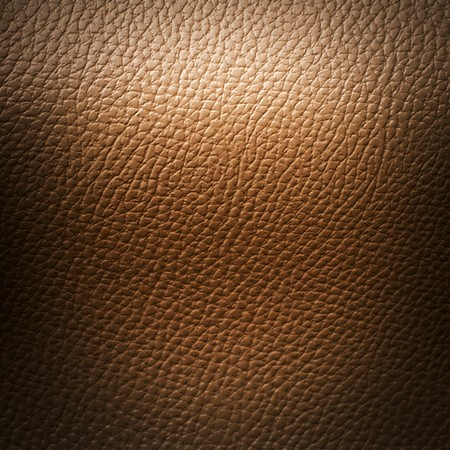 leatherette: Texture of  Brown Leatherette Background