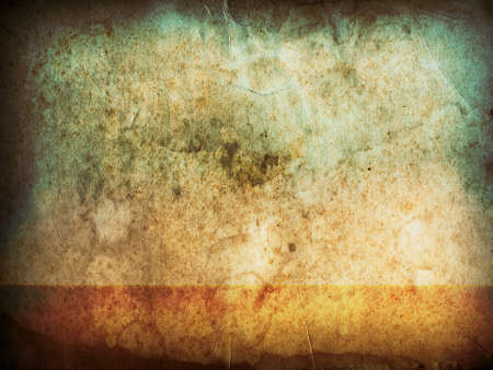 texture of old grunge paper horizontal Stock Photo - 8042451