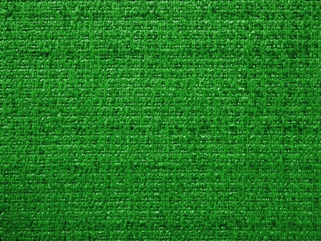 Texture of green fabric for interior design photo