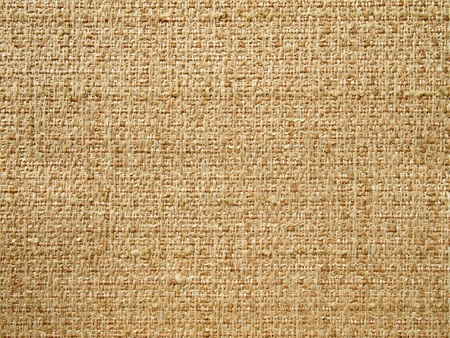 Texture of brown fabric for interior design photo