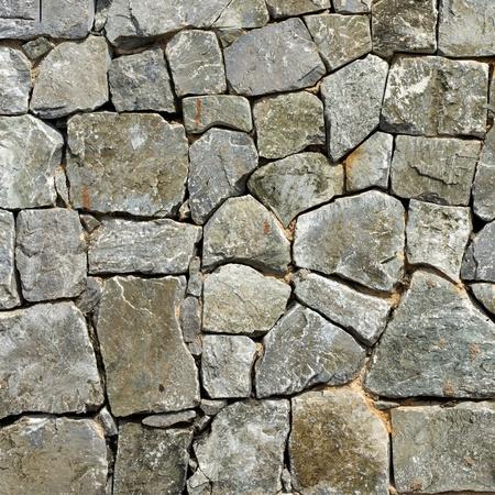 Textur der alten Steinmauer für Hintergrund Standard-Bild - 10819918