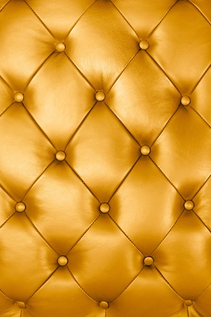 Gold leather texture decorate background photo