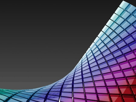 3d render of  abstract background Stock Photo - 21708308