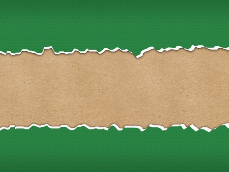 Shredded paper of background photo