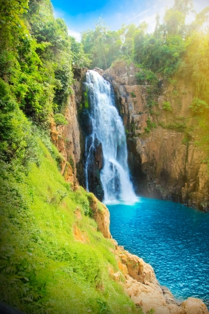 Beautiful Waterfall photo