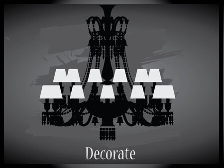 transitional: Lamps and chandeliers