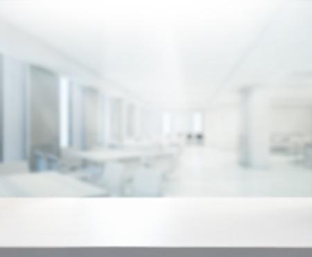 tabulka: Table Top A Blur Úřad pozadí