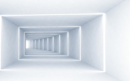 architectural design: Abstract Light And Space Room Of Background Stock Photo