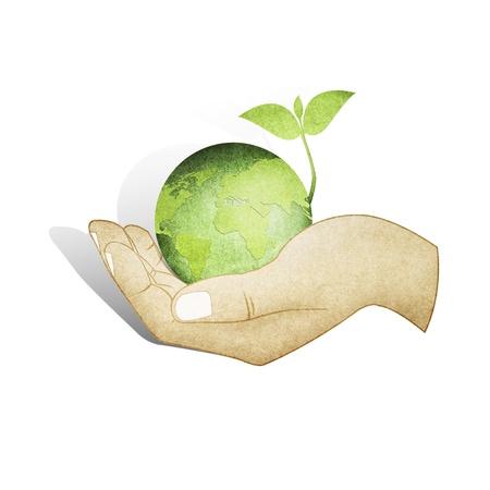 el mundo en tus manos: El futuro del mundo está en tus manos