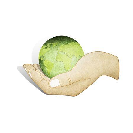 el mundo en tus manos: El futuro del mundo est� en tus manos