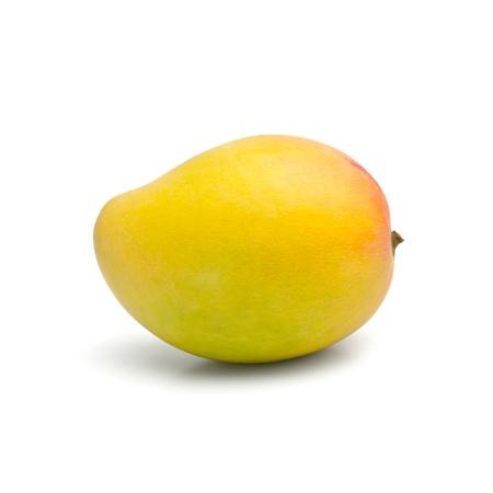 mango fruta: Mango dulce Foto de archivo