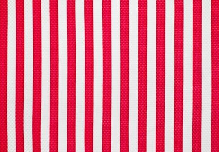 rayée rouge et la couleur de fond blanc Banque d'images
