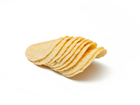 Potato chips Stock Photo - 13952602
