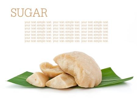Cane sugar photo