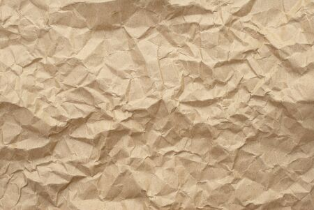 crinkle: Crumpled paper background  Stock Photo