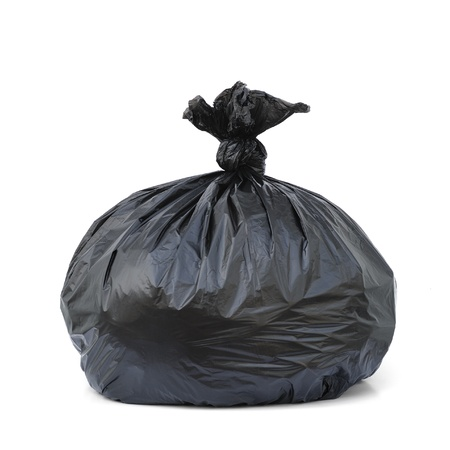 Garbage bag photo