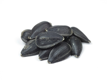 agricultu: Sunflower seeds Stock Photo