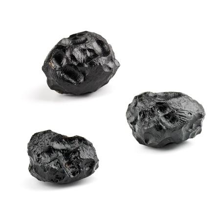 silica: Tektite Meteorite