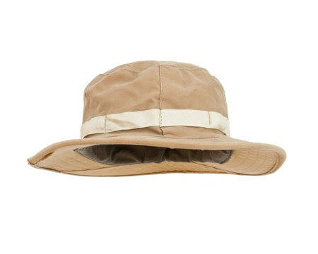 Hat isolated on white background  Stock Photo