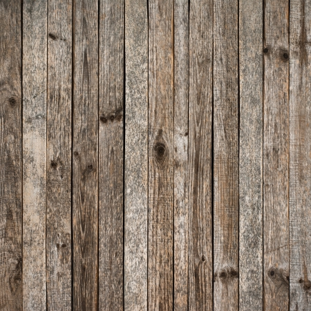 distressed wood: Old plank wooden wall background