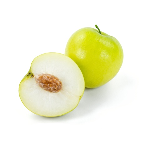 jujube: Jujube or Monkey apple Stock Photo