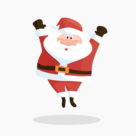 flit: Santa Claus Illustration