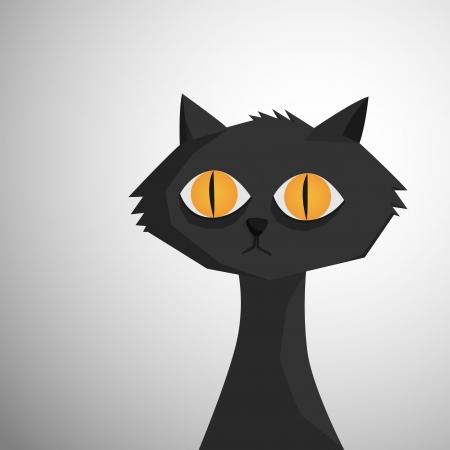 prophetic: Black cat