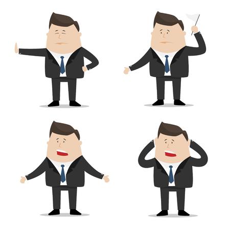 disallow: Business man