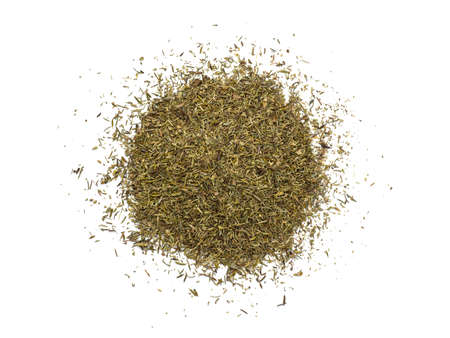 anisetree: Thyme isolated on white background