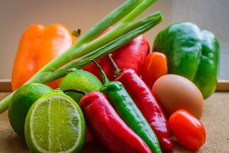 homegrown: Fresh organic Homegrown vegetables