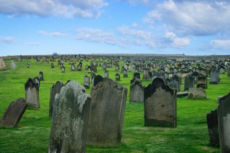 Resultado de imagen de Cementerio de Whitby: