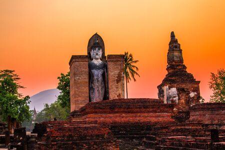 sukhothai: Wat Mahatat Buddha of Sukhothai