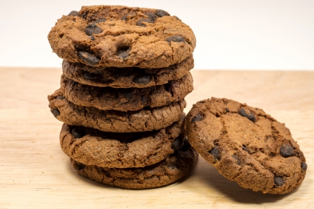 tower of cookies photo