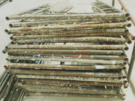 steel: Scaffolding